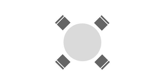 Bestuhlung Runder Tisch