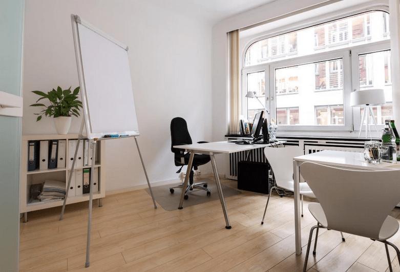 Freie Büroflachen – Einzelbüro