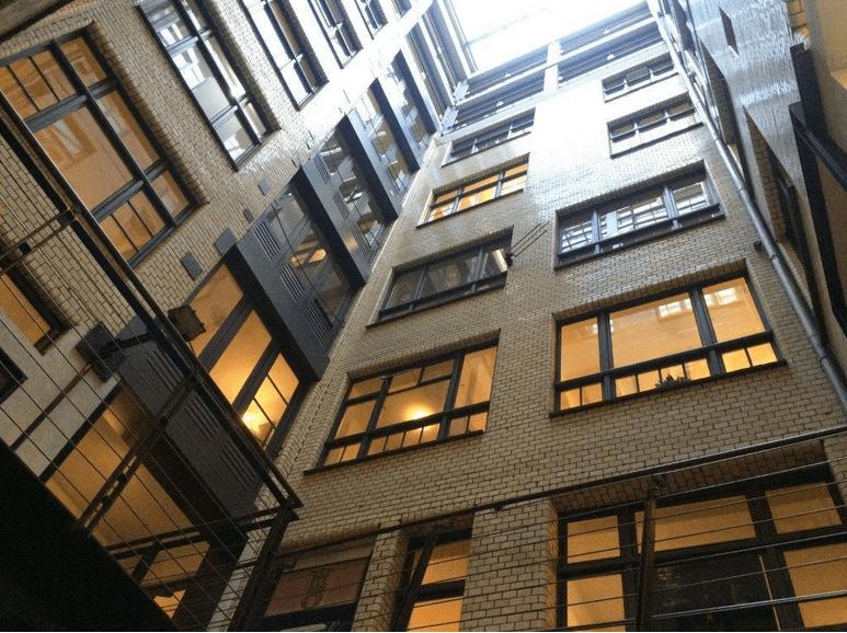 Freie Büroflachen – Kontorhaus