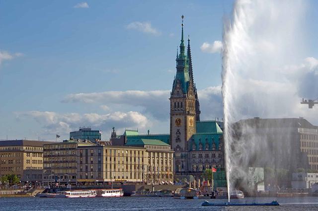 Hamburg-Alster
