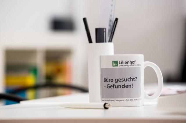 Lilienhof-Tasse