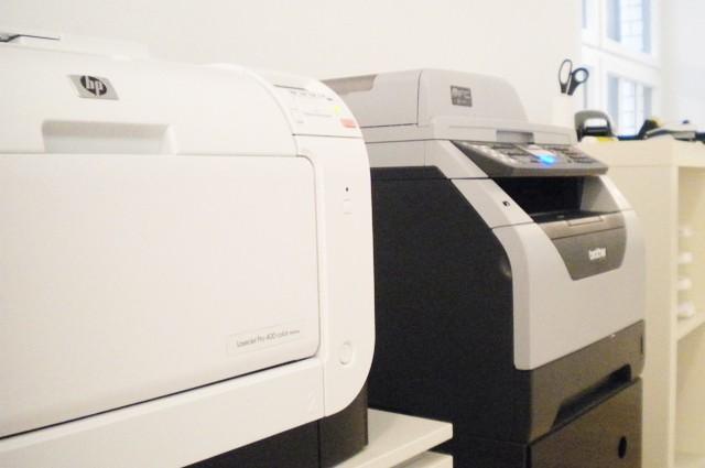 Drucker, Scanner & Fax