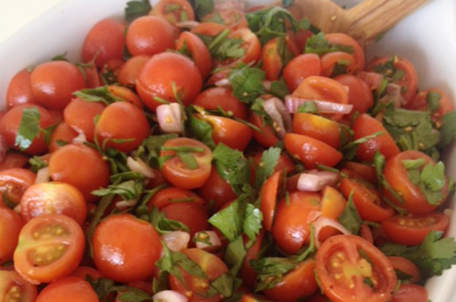Grillfest/Salat