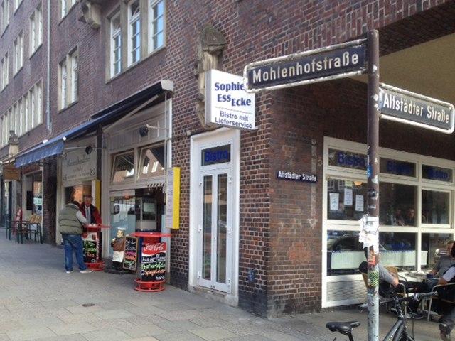 sophies essecke lilienhof business center hamburg. Black Bedroom Furniture Sets. Home Design Ideas